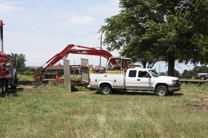 Full Revolution Farm Construction Starts!!