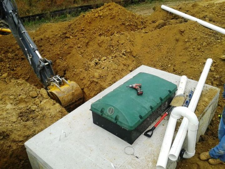 Eco - Pure Peat Moss Biofilter Onsite Wastewater Treatment System